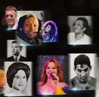 celebrity montage NBCNews