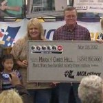 lottery Powerball winners missouri