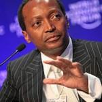 African billionaire Patrice Motsepe