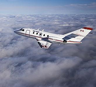 Jet-Falcon biofuel-NRC Canada