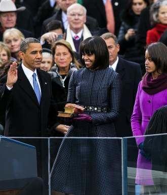 Obama inauguration 2013 - WH photo