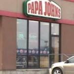 Papa John storefront via KTVH video