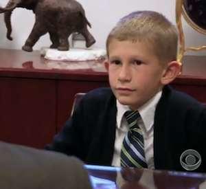 boy applies for museum curator job - CBSVid