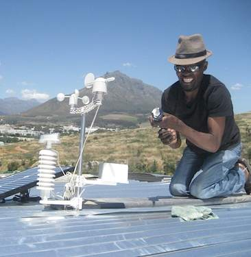 solar rooftop SAfrica-HopeProject
