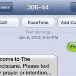 text a prayer-screen