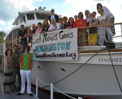yacht group shot