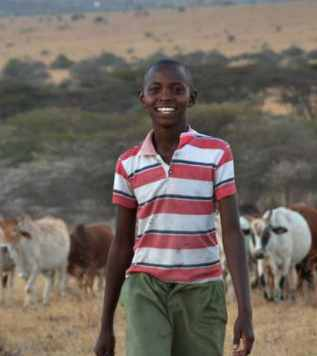 African herding boy Massai TED talk