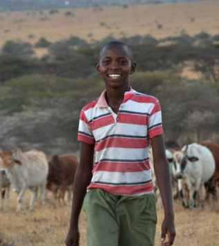 African herding boy Massai TEDtalk