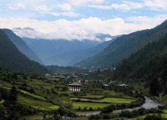 Bhutan Haa Valley-Douglas McLaughlin-GNU