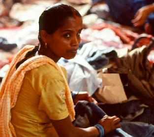 India cloting charity-GOONJ