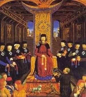 Knights Malta hospitaller-14th Century