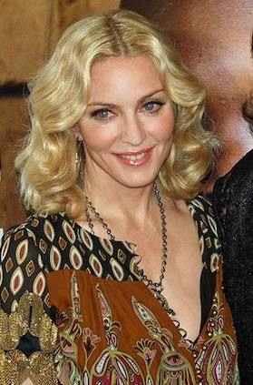 Madonna by David Shankbone-2008-GNU
