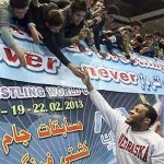 fans in Iran love athlete Jordan Burroughs