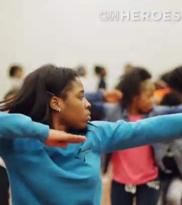 Drill team founder in Camden, NJ is CNN hero