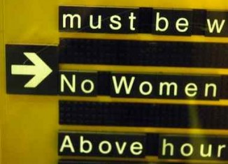 No women sign Marriott Jeddah gym