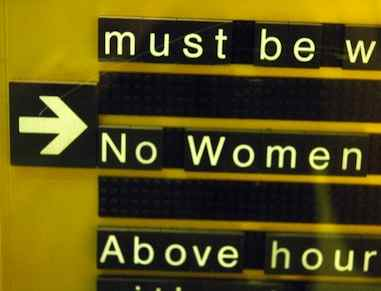 No women sign Marriott Jeddah gym