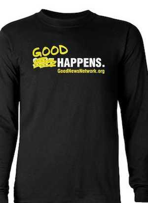 Sht Happens shirt black