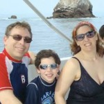 family survives scuba disaster - family photo