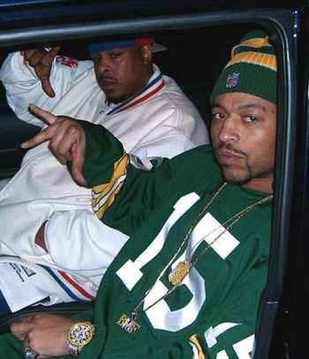 gang members of Black Mafia