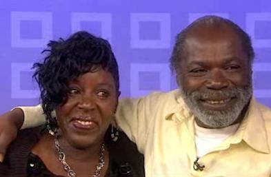 homeless man reunited with sis-NBC