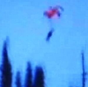 parachute loss video-shot