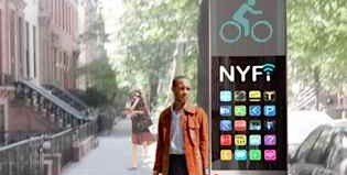 payphone redesign NYC