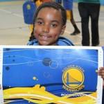 Golden State Warriors Helping Hands outreach-teamphoto