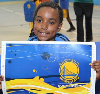 Golden State Warriors Helping Hands outreach-teamphoto