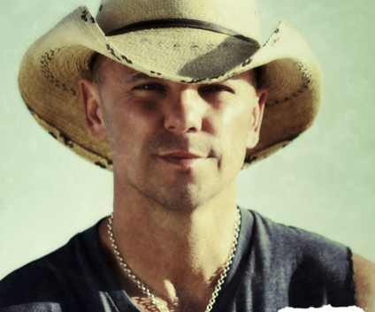 Kenny Chesney website photo