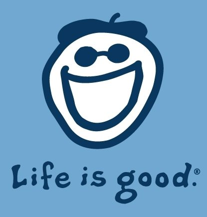 Life is Good-logo