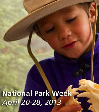 Natl Park Week-2013