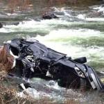 car crashed-El Dorado fire dept photo