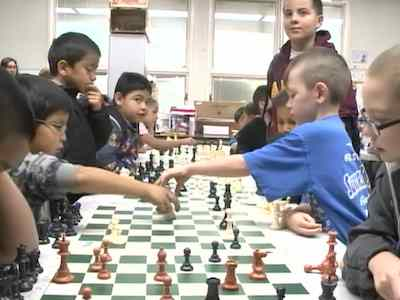 chess players elementary school - TODAY Show video