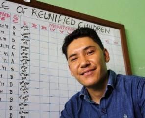 child reunification NextGenerationNepal