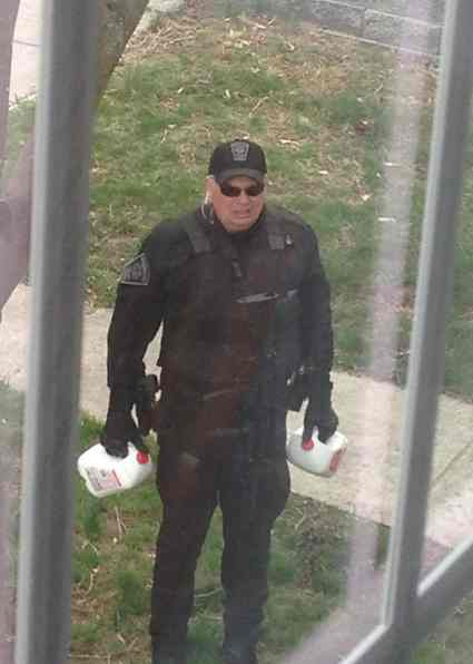 cop delivers milk-sm