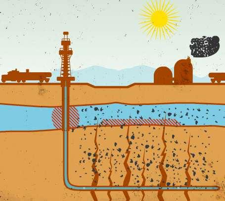fracking gasland theMovie illustration