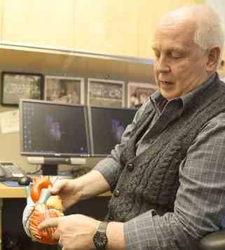 heart researcher UnivWashington ProfMichaelRegnier-byShengyiGu