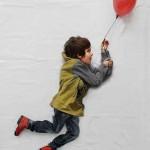 imaginary flying for cerebal palsy boy