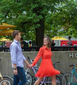 newlyweds lose limbs Boston Marathon