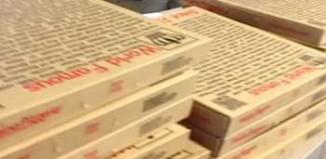 pizzas in office-Mark Potheir