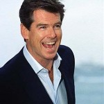 Pierce Brosnan at Cannes by Rita Molnr -CC
