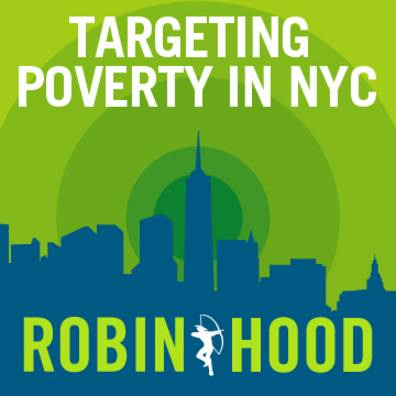 Robin Hood Targeting Poverty-logo