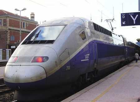TGV France DavidMonniaux