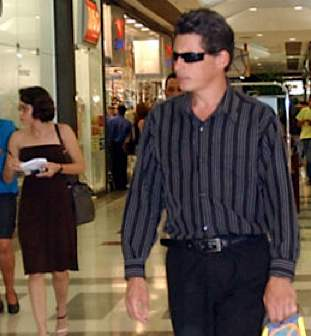 blind man in mall-CC
