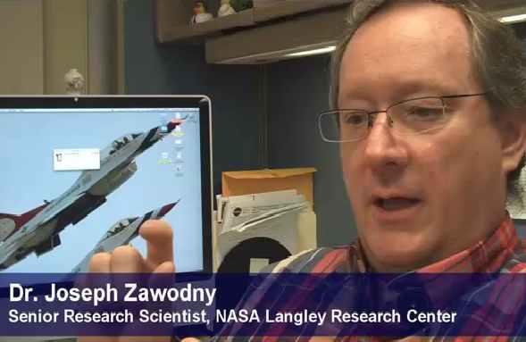 scientist from NASA