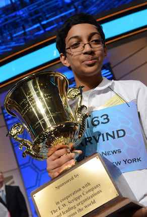 spelling champ 2013 boy
