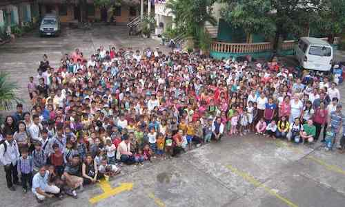 Cambodian orphanage Place Of Rescue