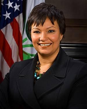 Lisa Jackson EPA portrait