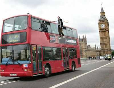 London magician-levitates-Dynamo-Facebook