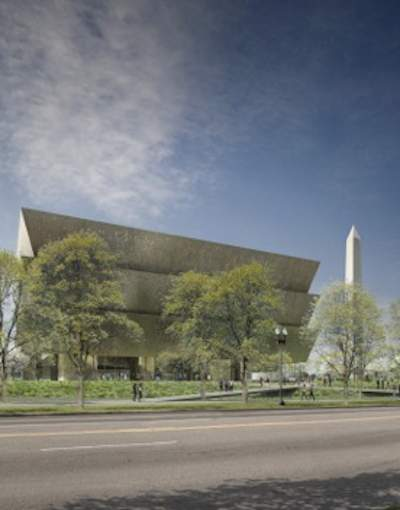 Smithsonian Af-American rendering-SmithGroup